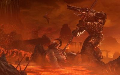 id Software confirma que la campaña de Doom Eternal durará 20 horas, ya hay nuevos gameplay