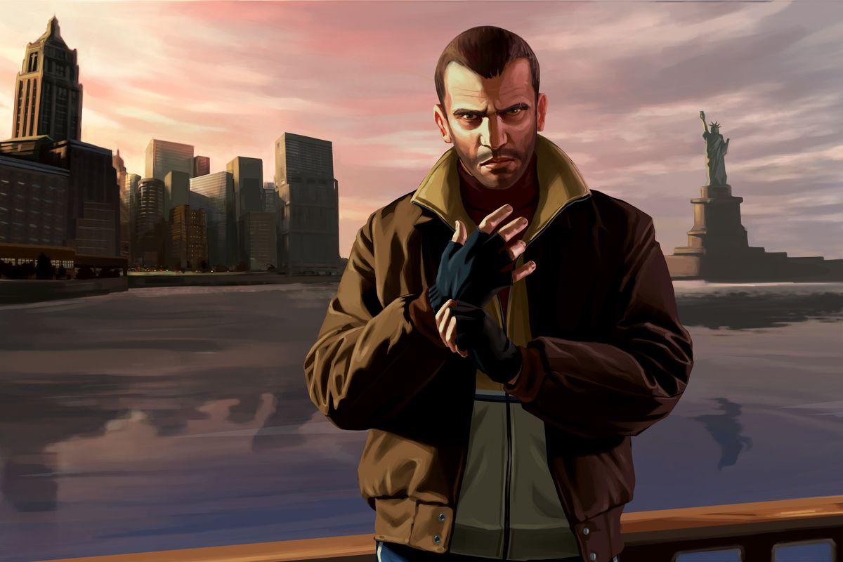 GTA IV fue retirado de Steam por una incompatibilidad con Games For Windows Live