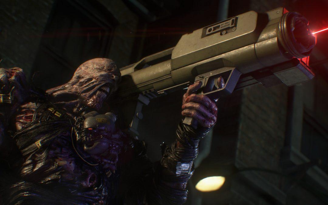 Nuevos vídeos de Resident Evil 3 y de DOOM Eternal