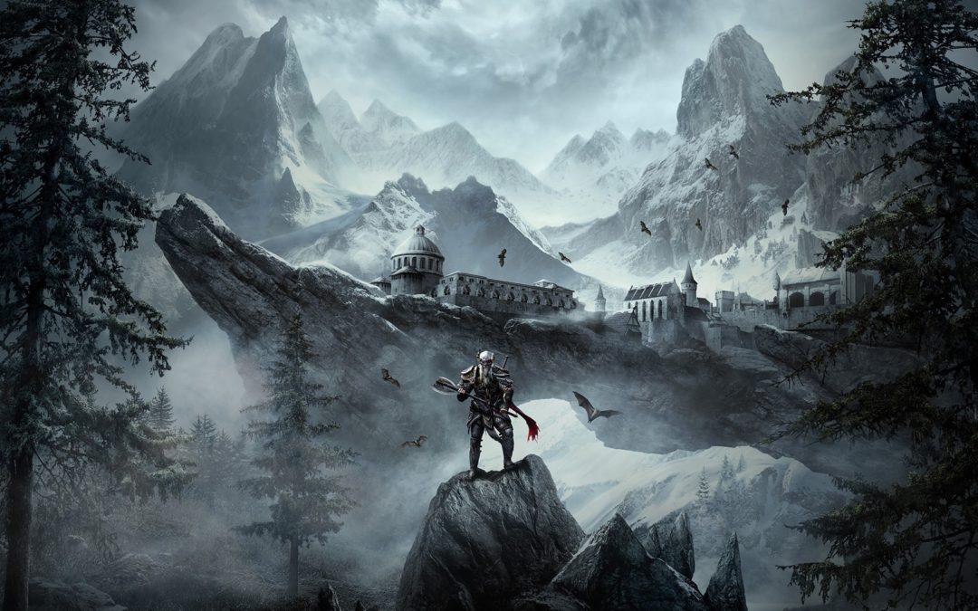 Los vampiros amenazan Skyrim en la última expansión de The Elder Scrolls Online