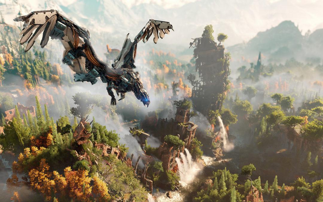 Horizon: Zero Dawn podría salir en PC este año
