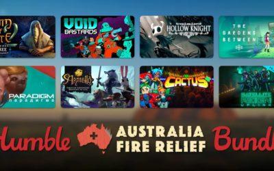 Humble Bundle lanza un pack de juegos para rescatar la fauna de Australia