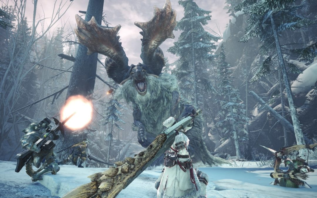 Monster Hunter World Iceborne unificará los contenidos de PC y consolas en abril