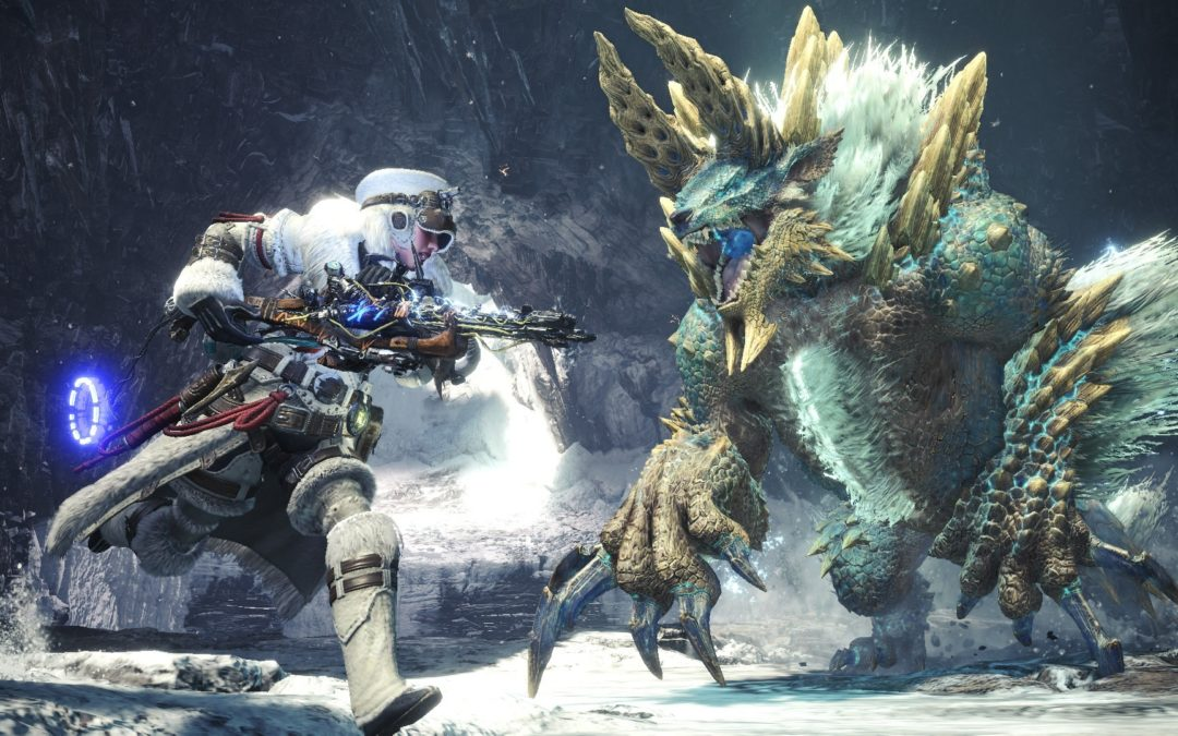 Monster Hunter World: Iceborne pronto recibirá un parche para eliminar sus bug en PC