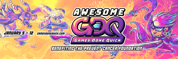 Awesome Games Done Quick 2020 ya está aquí