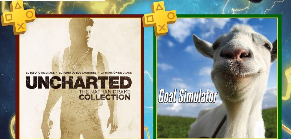 Juegos de PlayStation Plus y Juegos con Gold para enero 2020