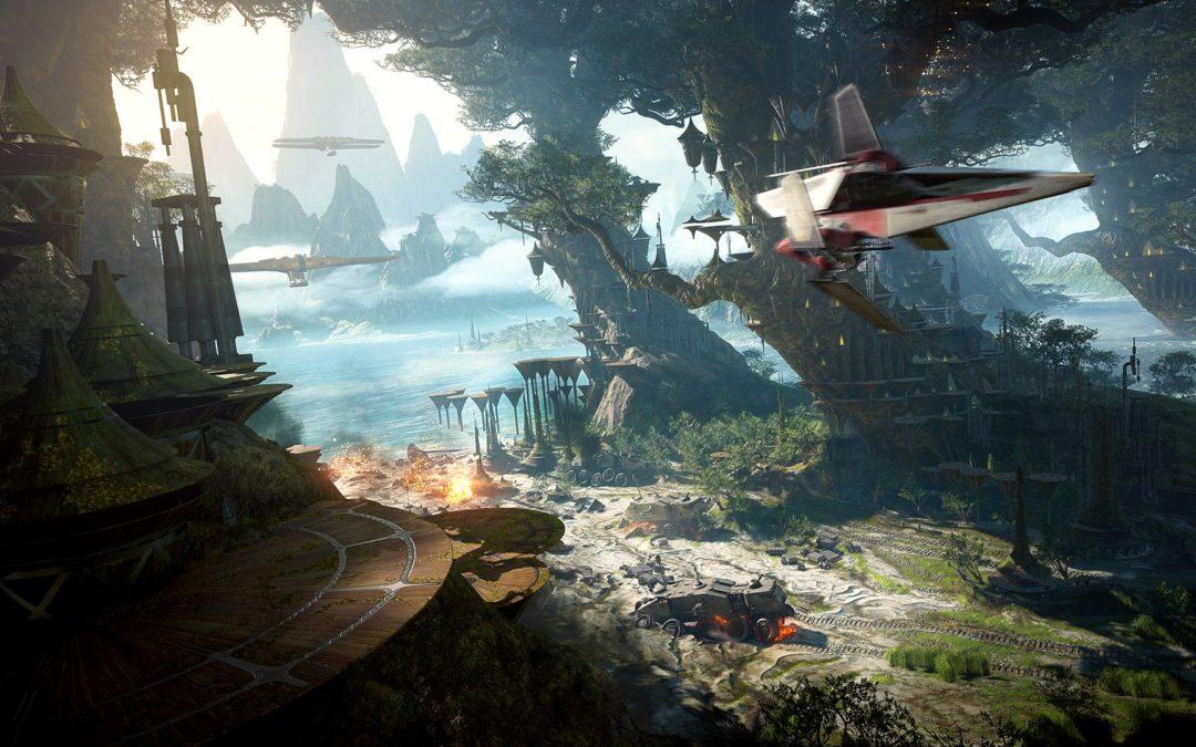 EA podría haber cancelado un juego de Star Wars para PS5 y Xbox Series X
