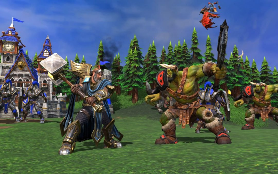 ¿Descontentos con Warcraft III: Reforged? Blizzard está realizando reembolsos automáticos