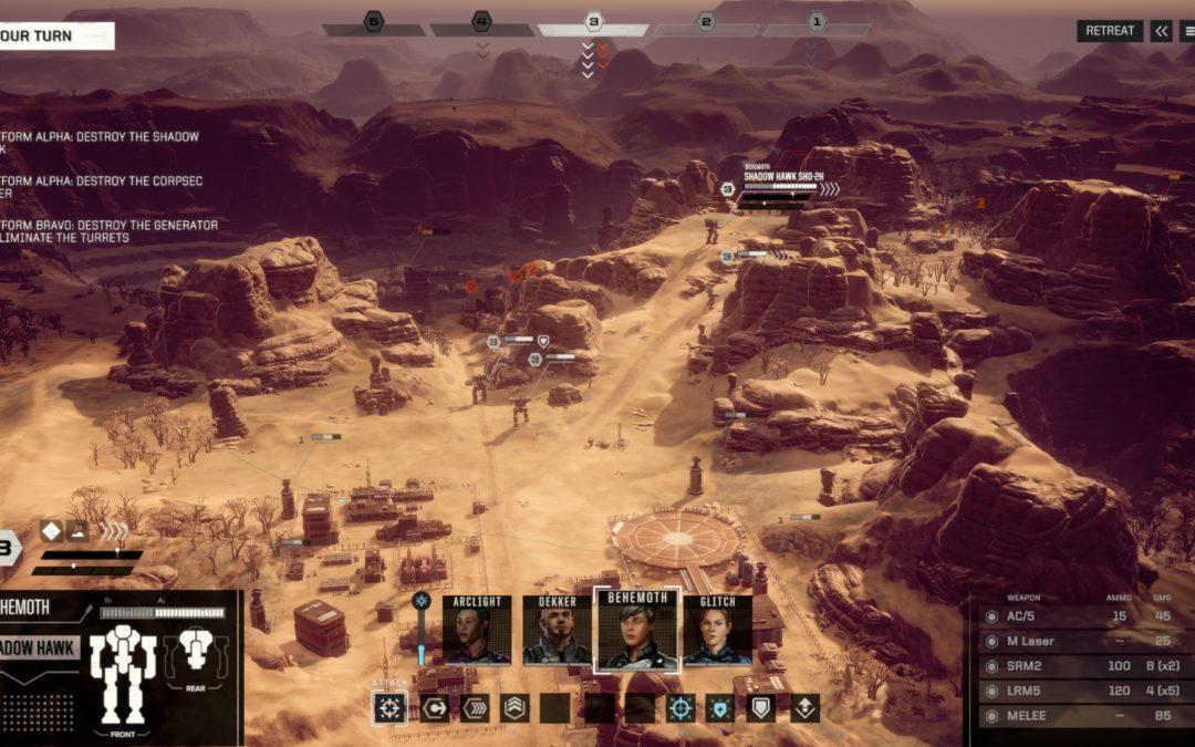 Harebrained Schemes trabaja en dos juegos nuevos tras finalizar BattleTech