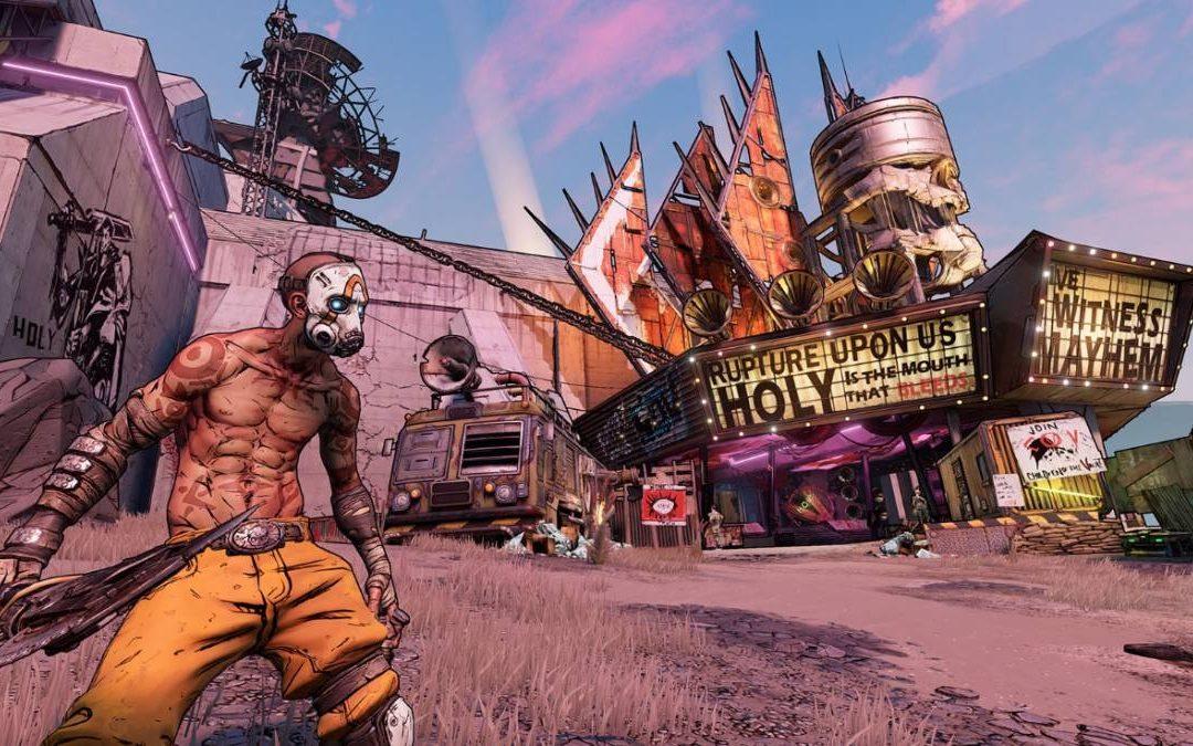 Borderlands 3 permitirá el juego cruzado entre Epic y Steam