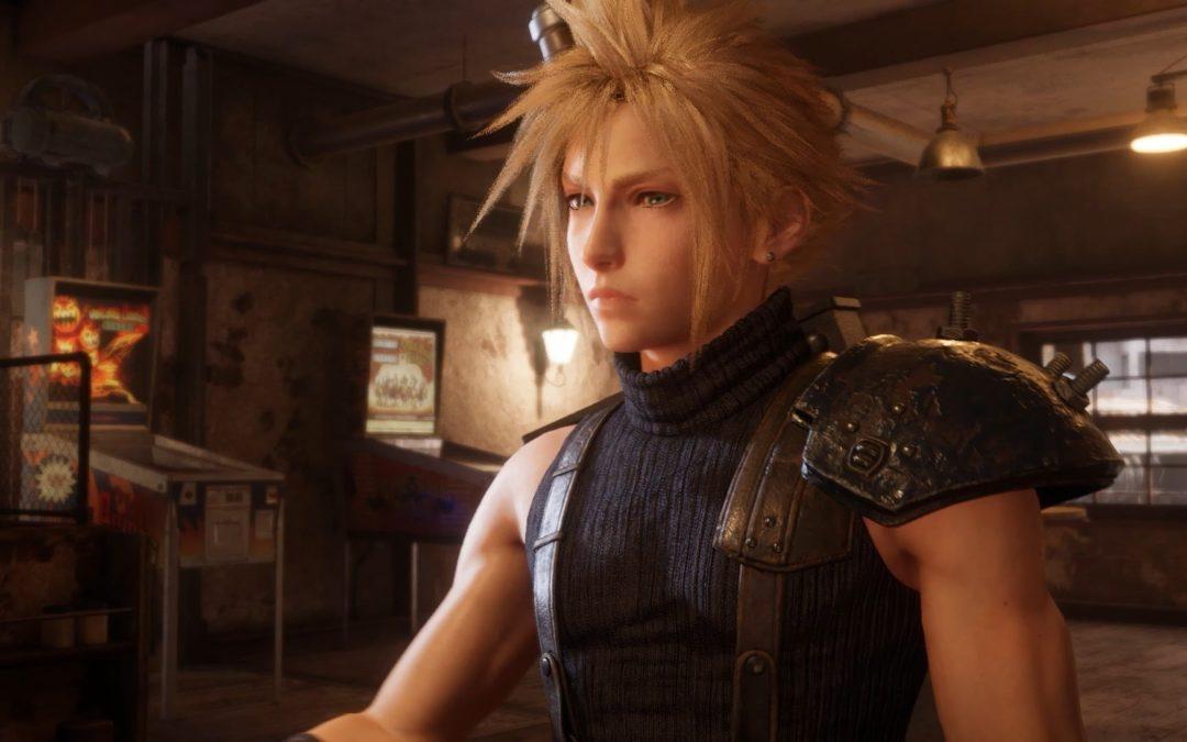 Epicidad en el último tráiler de Final Fantasy VII Remake que gira sobre su tema musical central