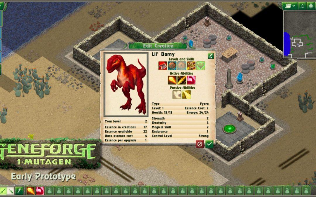 Spiderweb remasterizará su RPG de criaturas mutantes Geneforge