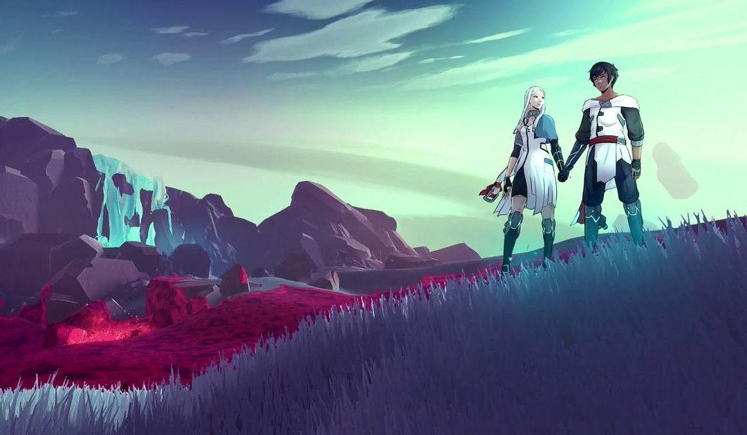 Secuencia de apertura de Haven (y gameplay de regalo)