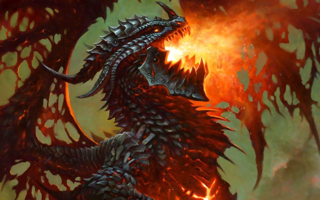 Hearthstone Battlegrounds se llena de dragones en su actualización más ambiciosa
