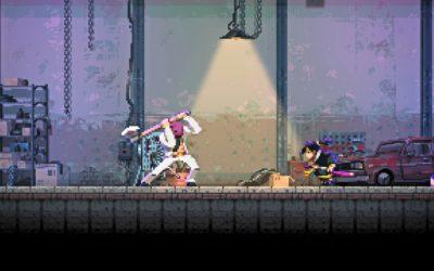 Katana Zero: su DLC será mucho más grande de lo esperado