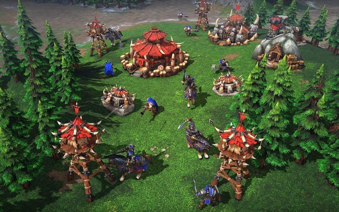 Warcraft 3: Reforged inicia el camino a la redención con un nuevo parche