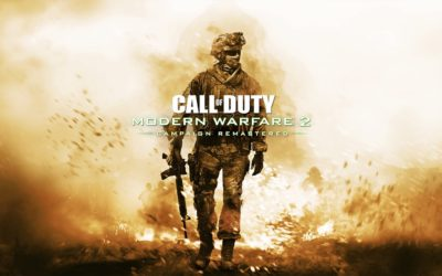 La campaña remasterizada de Call of Duty: Modern Warfare 2 ya disponible en PS4 (en un mes en One y PC)