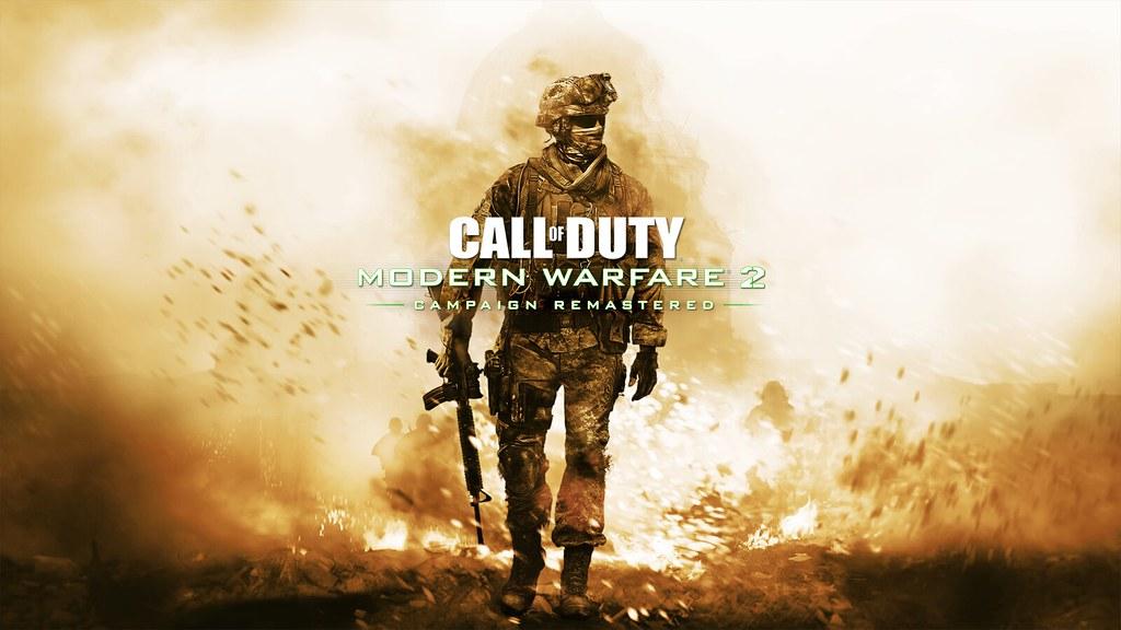 La campaña remasterizada de Call of Duty: Modern Warfare 2 ya disponible en PS4 (en un mes en One y PC)