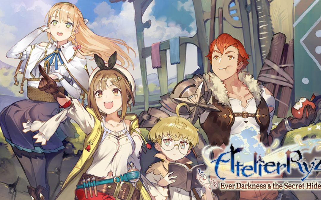 Análisis Atelier Ryza: Ever Darkness & The Secret Hideout