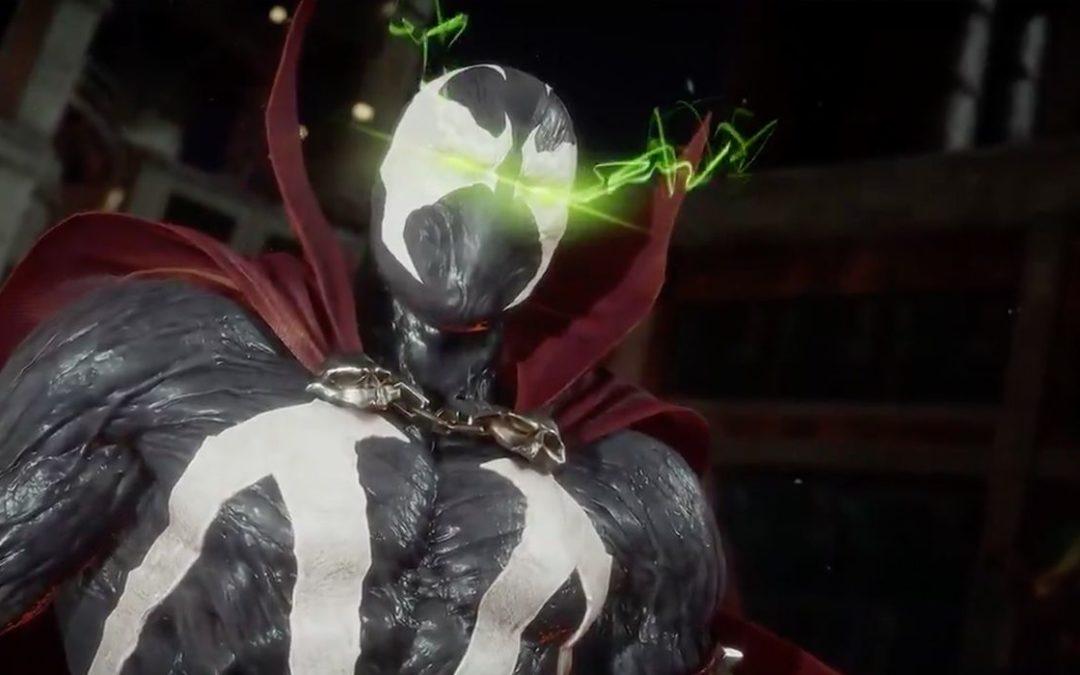 Spawn llega a Mortal Kombat 11 justo cuando los torneos del juego se suspenden por el Coronavirus