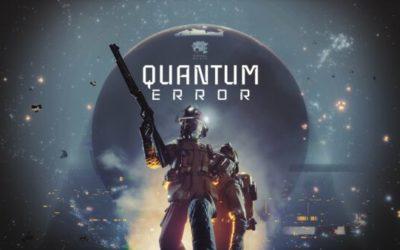 Quantum Error, shooter de terror cósmico en primera persona, anunciado para PS4 y PS5
