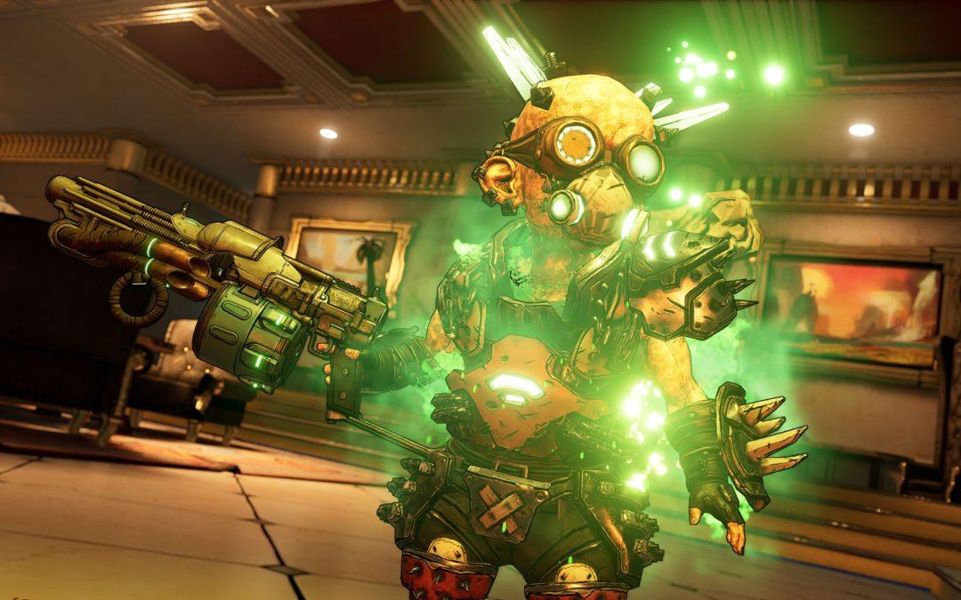 Borderlands 3 recibe nuevos contenidos ante el estreno de su nuevo DLC