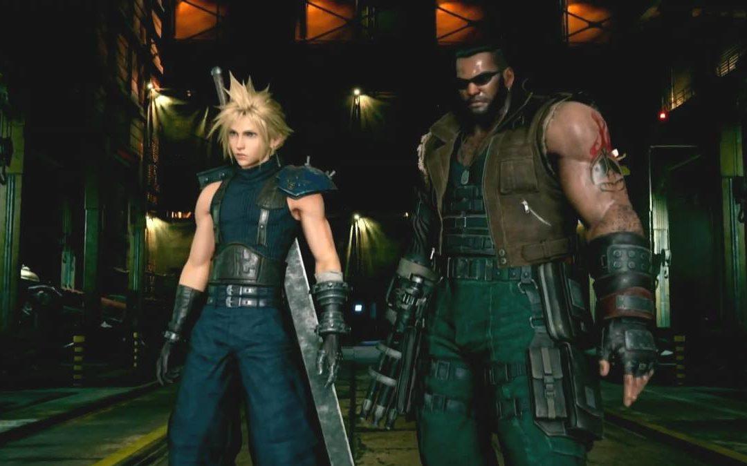Final Fantasy VII Remake adelanta su distribución para asegurar su lanzamiento