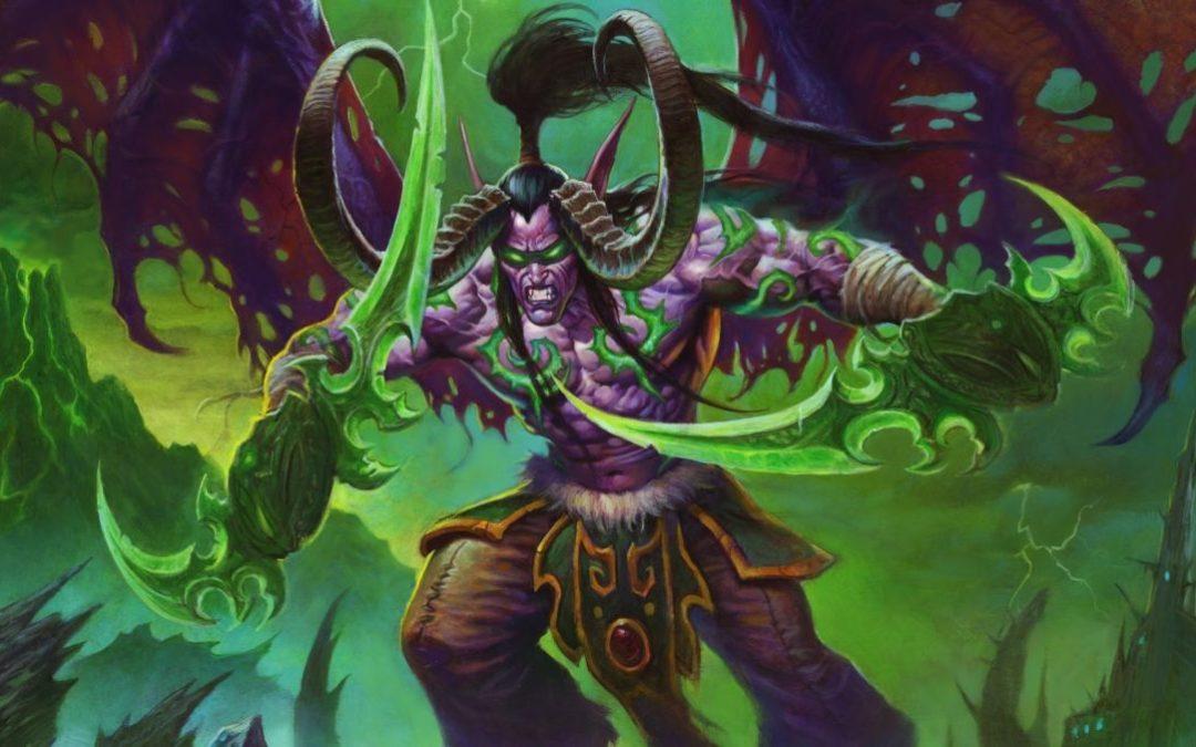 Hearthstone: los cazadores de demonios llegan en su nueva expansión