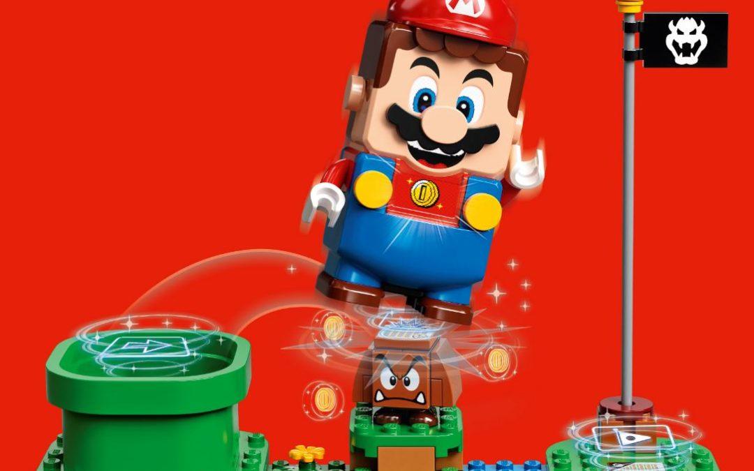 Tráiler lanzamiento DOOM Eternal, sets interactivos de Super Mario y LEGO
