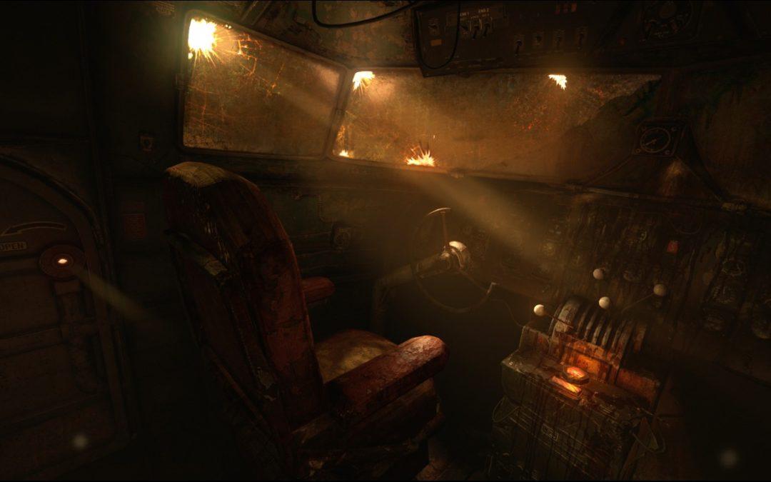 Amnesia: Rebirth se anuncia para otoño de 2020 en PC y PS4