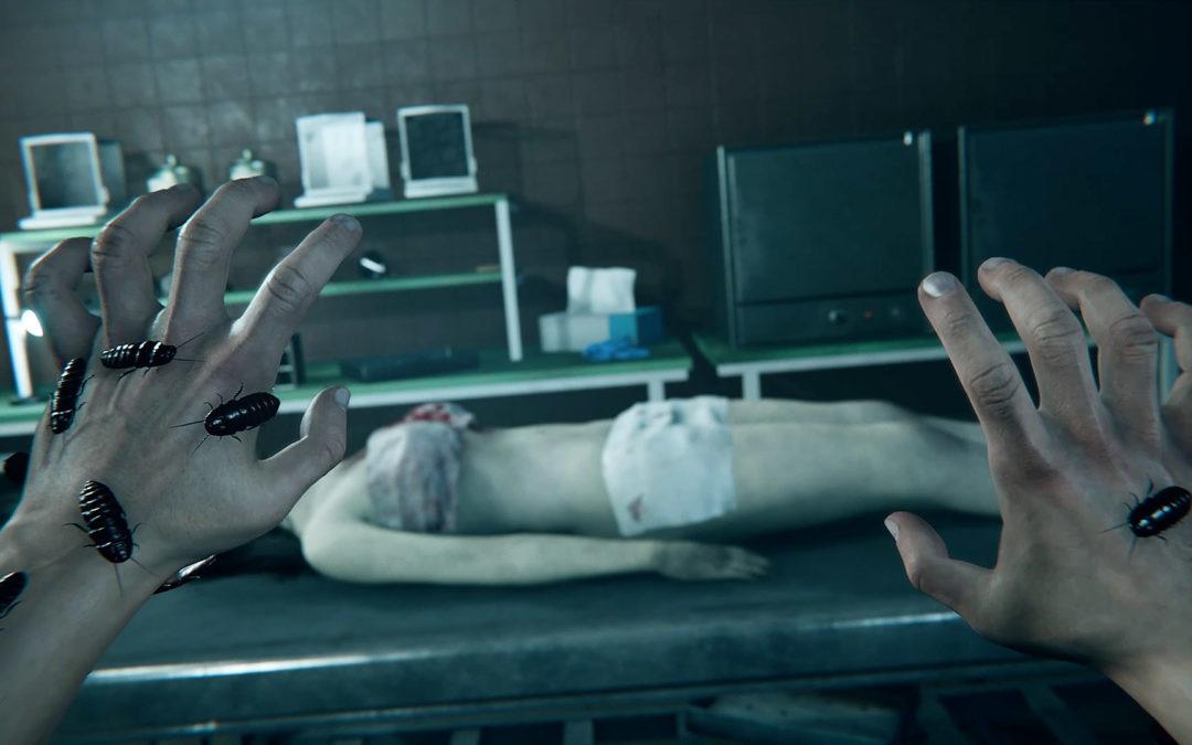 Autopsy Simulator, un juego en el que hacer autopsias es solo el principio