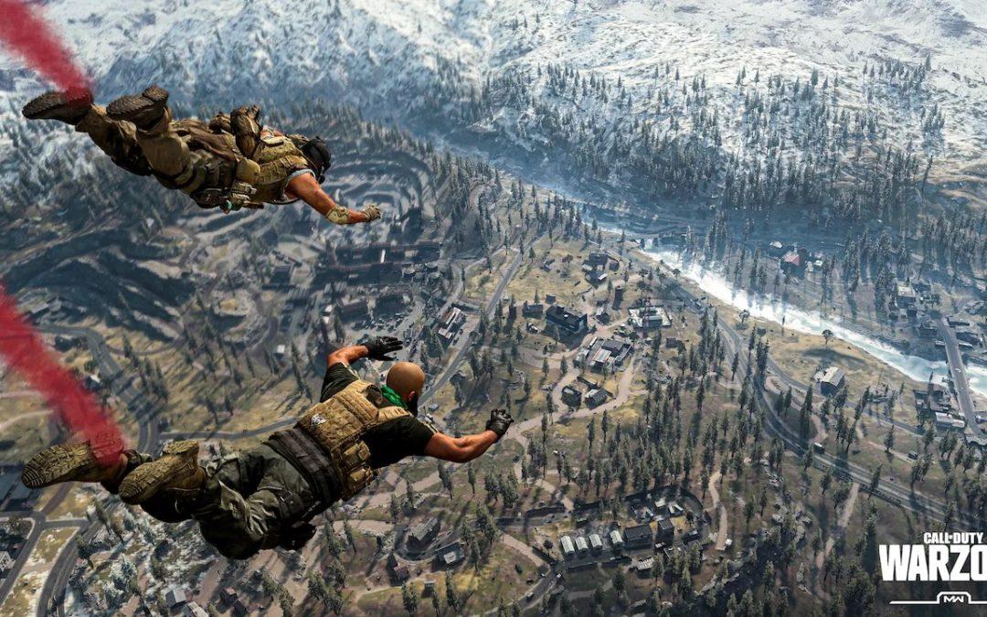 Activision también va a la guerra: han baneado a más de 50000 tramposos de Call of Duty: Warzone