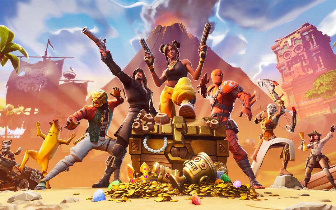 Fortnite retrasa su tercera temporada hasta junio para pulir la experiencia