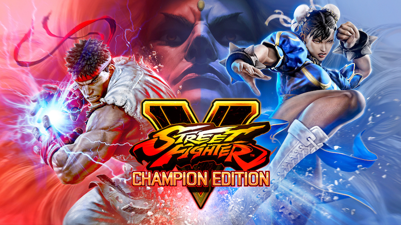 Análisis Street Fighter V: Champion Edition