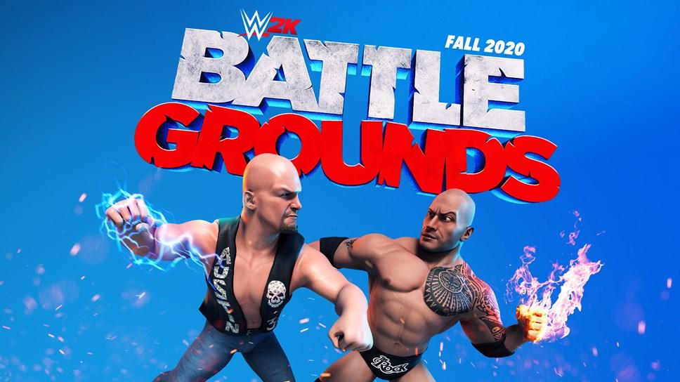WWE 2K Battlegrounds, la sorpresa de 2K Games en forma de arcade