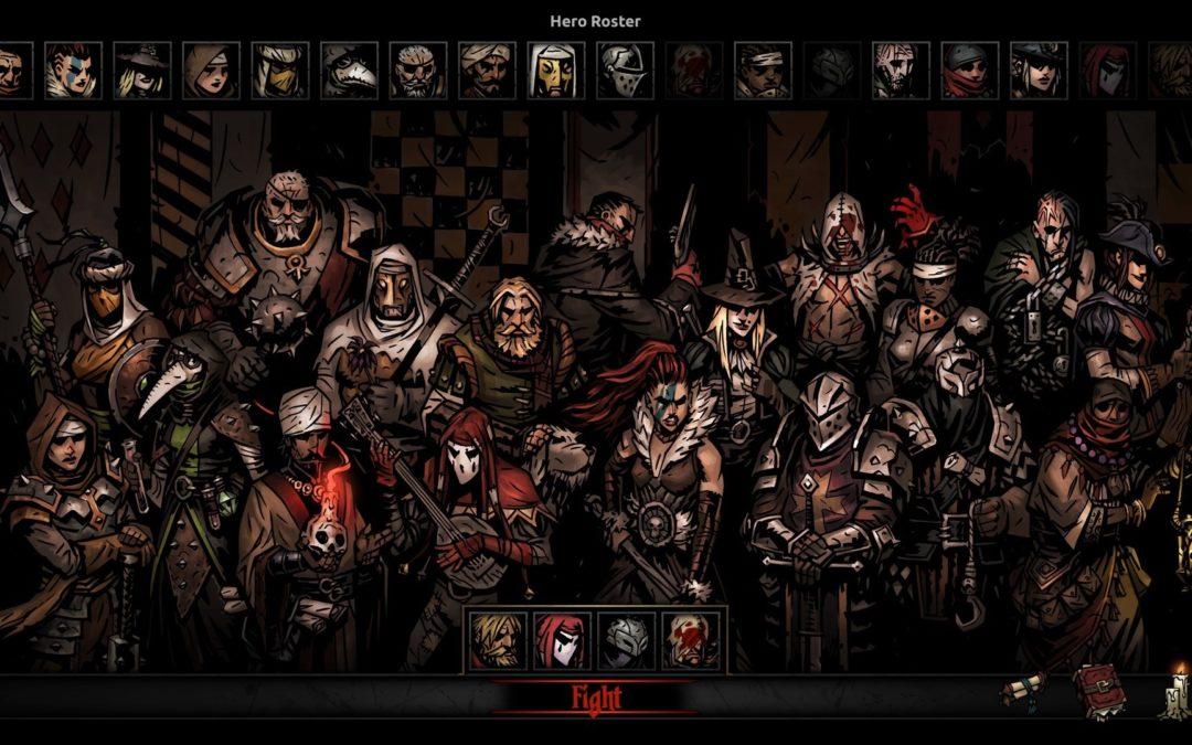 Darkest Dungeon estrena modo PvP con su último DLC
