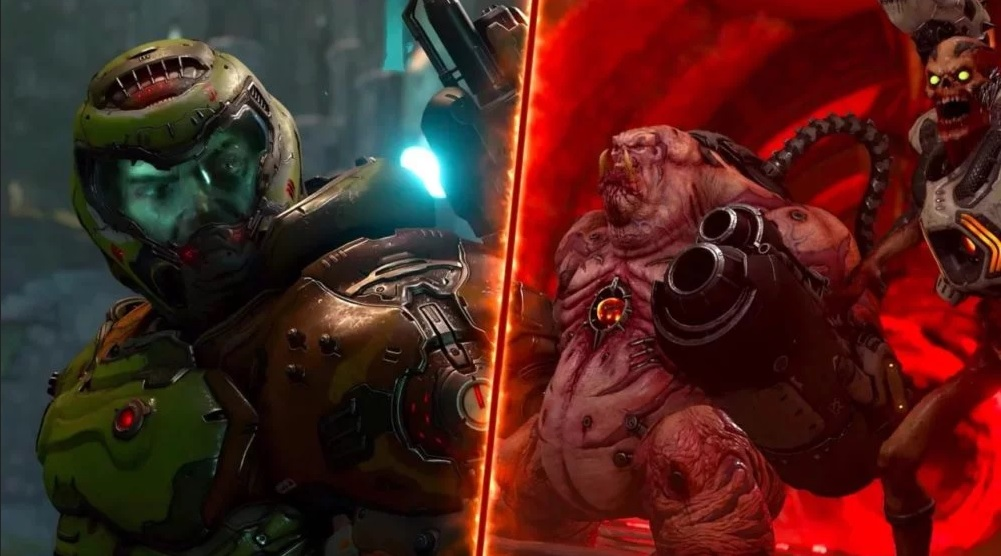 DOOM Eternal y el multijugador: del Deathmatch al Battlemode