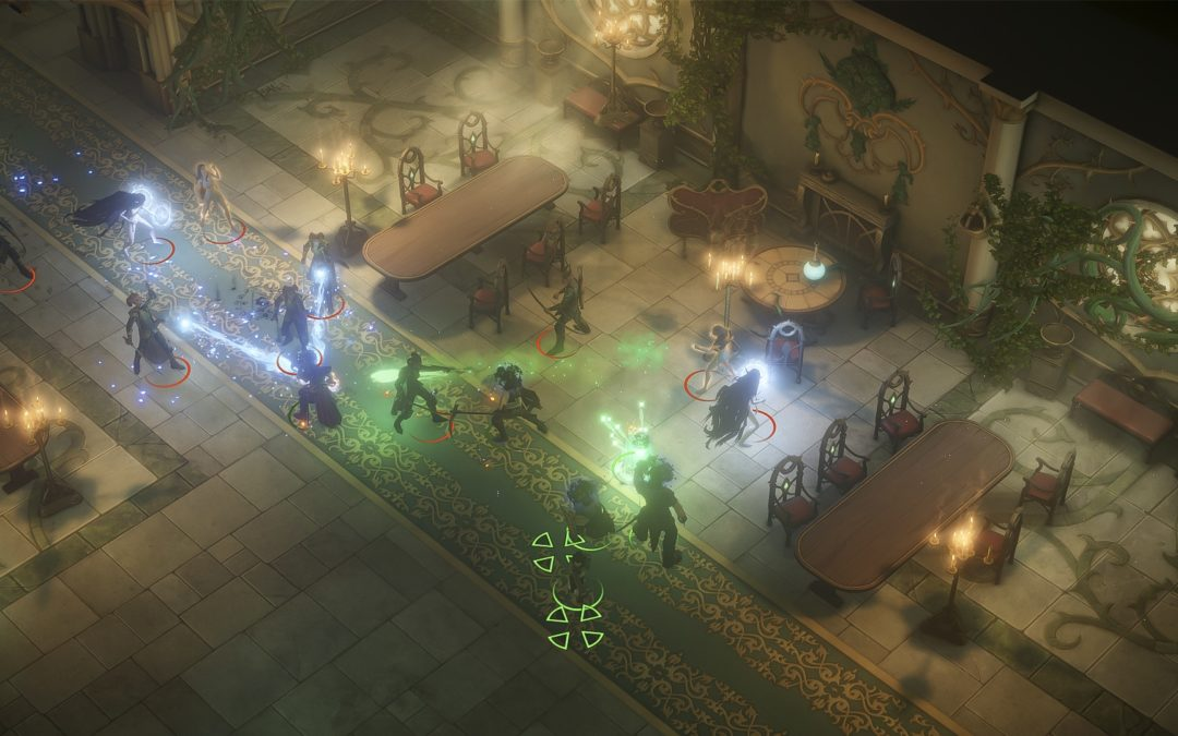 Pathfinder: Kingmaker ya habla español gracias a un grupo de fans