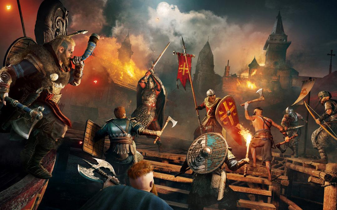 Resumen Inside sobre Xbox Series X: Teaser de Valhalla, vuelve Scorn y nuevos juegos