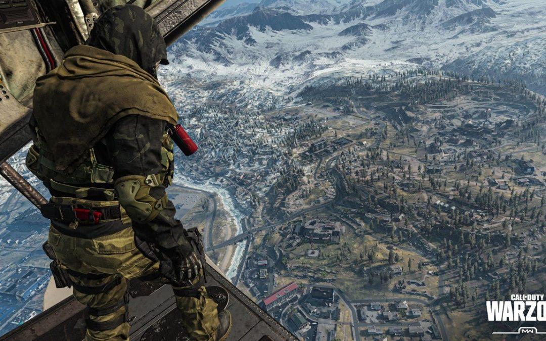 Call of Duty: Warzone podría llegar a Playstation 5 y Xbox Series X