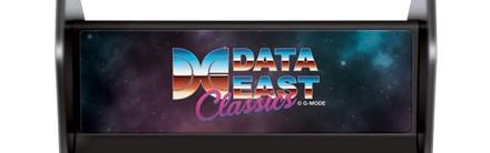 La recreativa «mini» de Data East ya está a la venta