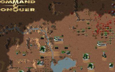 EA se pone las pilas con la serie Command & Conquer y libera el código fuente de Tiberian Dawn y Red Alert