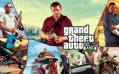 Take-Two: GTA V supera los 130 millones de unidades vendidas, Red Dead II más de 31 millones. El grupo espera lanzar 93 juegos en 5 años