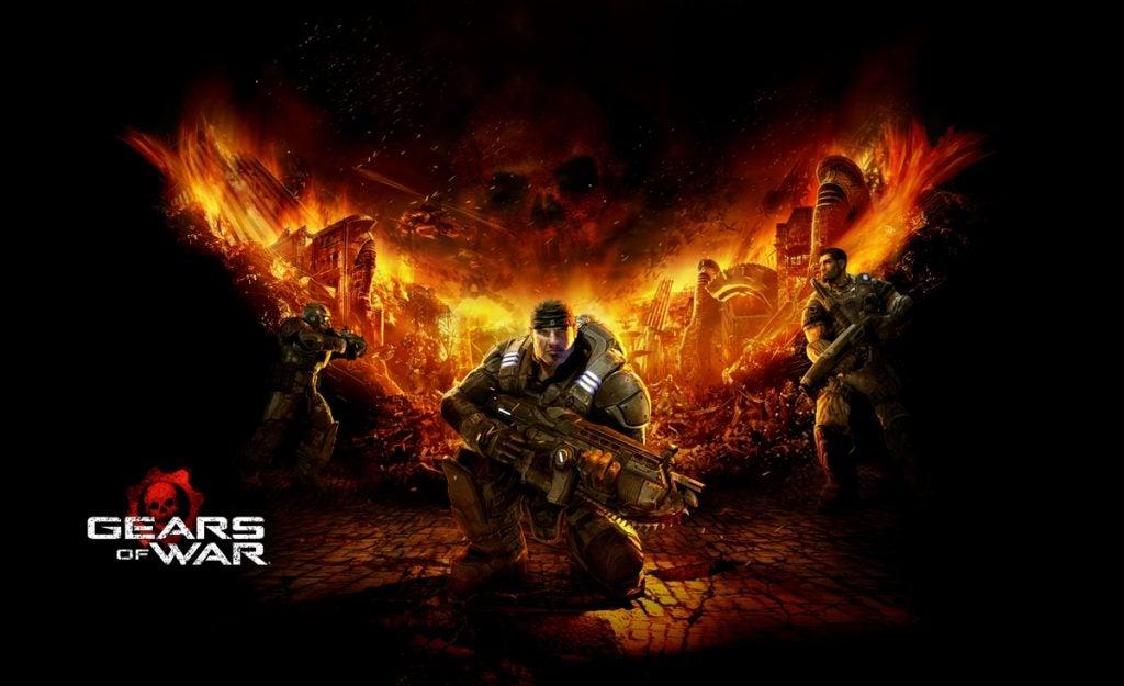 Aparece vídeo de Gears of War 3 ejecutándose en PS3