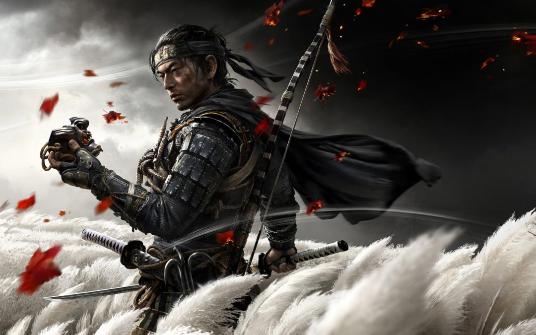 Gameplay de Ghost of Tsushima (State of Play)