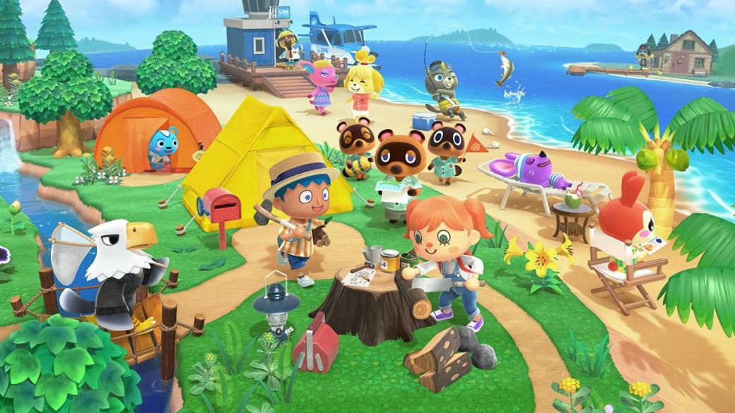 Ventas: Animal Crossing digital, Nioh 2 pasa del millón, 110 millones PS4, acumulados Capcom y Ubisoft million sellers