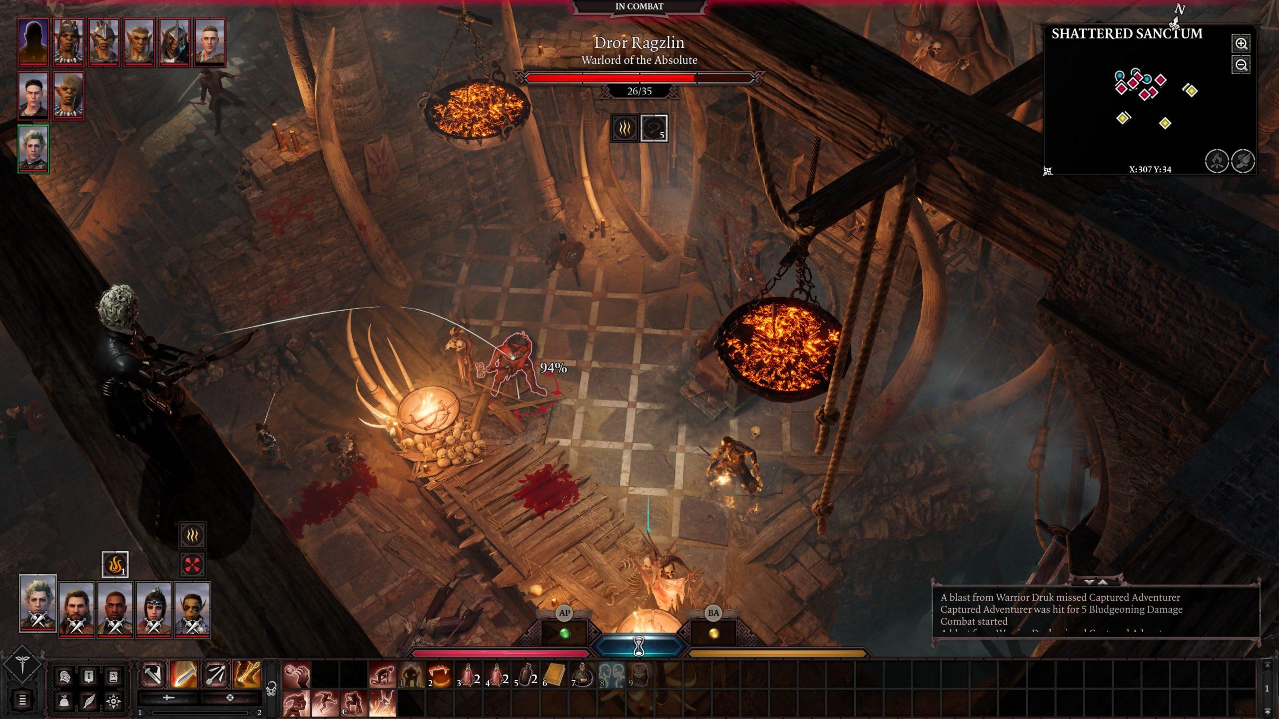 Baldur's Gate 3 se muestra en todo su esplendor este 6 de junio