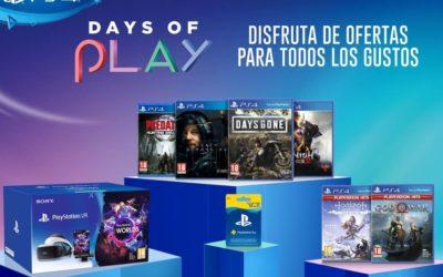 Llegan las ofertas de PlayStation con los Days of Play