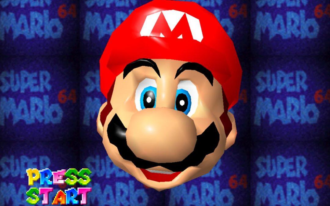 Aparece port de Super Mario 64 en PC (disponible y totalmente jugable)