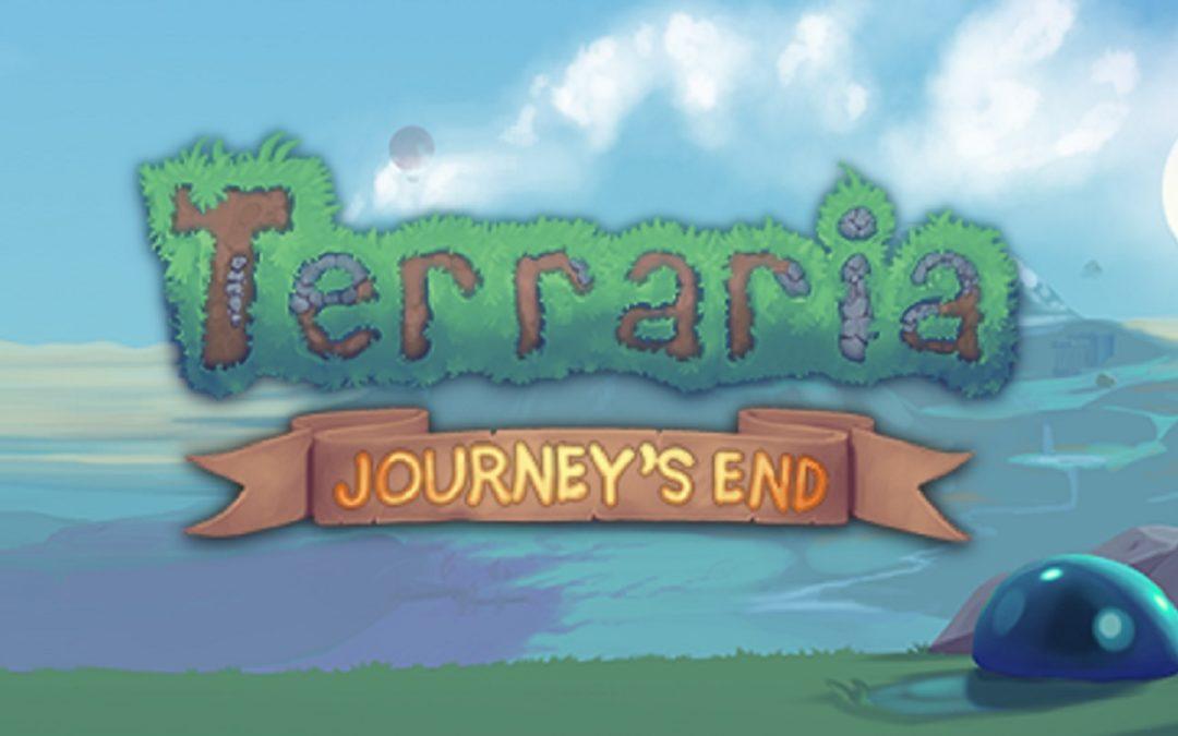 Terraria estrena su actualización Journey's End con récord de jugadores simultáneos